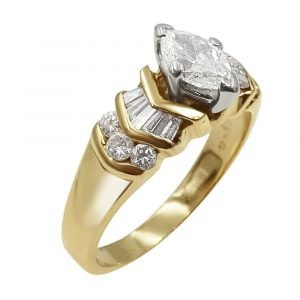 14ct gold 585 jewellery