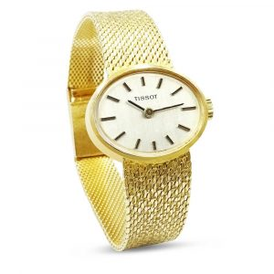 Tissot Gold Ladies Watch Vintage