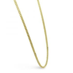 Curb Chain 9ct Gold 14g 24 inches