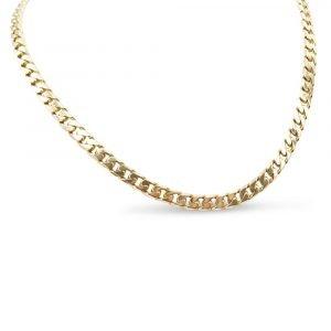 Heavy Gold Chain 9ct Curb