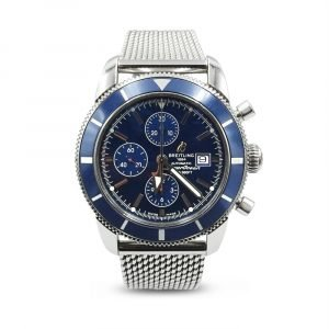 Breitling Superocean A13320 Blue Pre-Owned