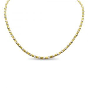 24ct Gold Necklace 999 18Inch