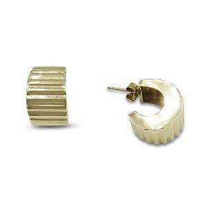 9ct Gold Fancy Earrings