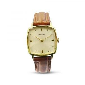 Baume Vintage Watch Mens