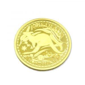 Australian 2020 Gold Coin 3.1g Kangaroo