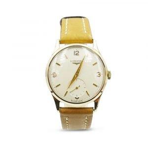 Longines Gold Mens Watch 732987