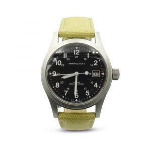 Hamilton Mens H69439933 Watch Handwinding